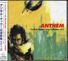 Anthem: Football Support Song Collection 2 Japan CD-NEW