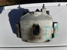 Fiat 500 Brake Caliper OEM ATE 68165985AB Left Original Equipment Factory OEM