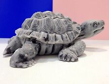 Big Turtle figurine marble chips Souvenir Russia realistic figurine High-quality