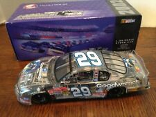 Kevin Harvick; 2002 Action #29 CLEAR GM Gooodwrench/E.T. Chevrolet ; 1:24 Scale;