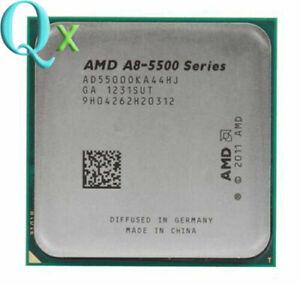 AMD A8-5500 CPU Processor Series A8 5500 Quad-Core Socket FM2