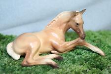 Hagen Renaker Clover Morgan Foal Horse