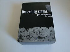 The Rolling Stones - Just For the Record, Part 1-3 (4´er DVD Box)