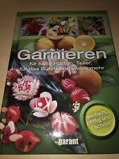 Kochbuch Garnieren