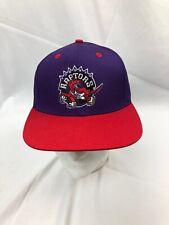NEW VINTAGE Toronto Raptors NBA Adidas Hardwood Classics Snapback Adjustable Hat