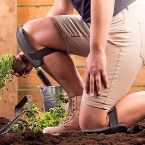 1pair Knee Protector Pads Soft Foam For Sport Lightweight Gardening Builder AA
