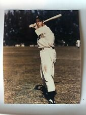 Joe DiMaggio  HOF 8 x 10 Photo with the Yankees