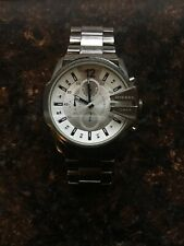 Mens Watch Diesel 10bar Waterproof Watch Pre-Owned