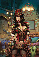 GFT PRESENTS 2018 COSPLAY SPECIAL #1 COVER C MCCOY VARIANT ZENESCOPE COMICS