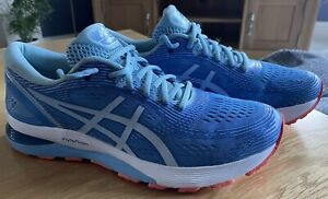 Asics Gel Nimbus 21 Women's Running Trainers Shoes UK8.5