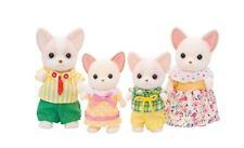 Sylvanian Families Chihuahua Family doll set FS-14 JAPAN A0695