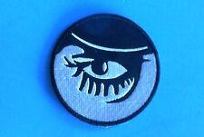 Lot of 3 Clockwork Orange Iron On Patches! Brand New Alex Eye Eyeball Punk Rock