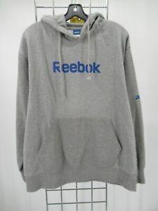 I3976 VTG Reebok Activewear Pullover Hoodie Size L