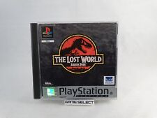 THE LOST WORLD JURASSIC PARK PLAYSTATION 1 2 3 ONE PS1 PS2 PS3 PSX PAL COMPLETO