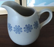Genuine American Stoneware Small Pitcher or Creamer
