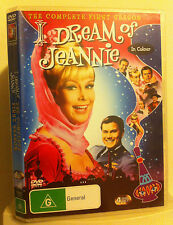 ***Classic 60s TV - I DREAM OF JEANNIE - COMPLETE FIRST SEASON  - Like New***
