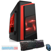 ULTRA FAST Dual Core 4.2ghz  8GB 1TB Desktop Gaming PC Computer  Windows 10 wpc3