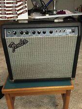 "Fender Champion 110 10"" 25 watt amp with reverb"