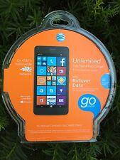 Microsoft Nokia Lumia 640 LTE - 8GB - Black (Unlocked) *NEW SEALED* Smartphone