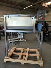 10 Cubic ft. Stainless Steel Ribbon Blender Mixer