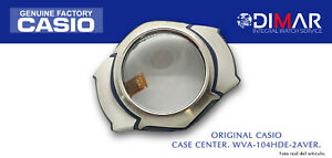 Ersatz Vintage Packung / Gehäuse Zentrum Casio WVA-104HDE-2AVER, NOS