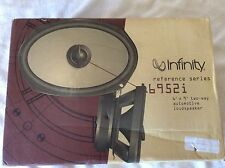 "INFINITY Reference 6952i 6"" x 9"" 2-Way Automotive Speakers NEW IN BOX NEVER USED"