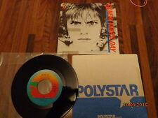 """U2 - NEW YEARS DAY - 1983 - 7"""" SINGLE JAPAN"""