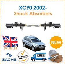 For Volvo XC90 D3 D5 T6 V8 2002- Front Shock Absorbers Shockers Dampers SACHS