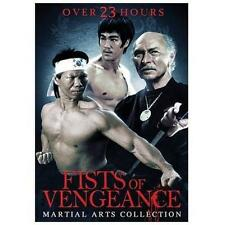 Fists of Vengeance - Martial Arts Collec DVD