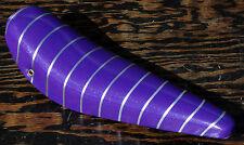 Purple Banana Seat Vintage Schwinn Stingray Chopper Bike Saddle Lowrider Cruiser