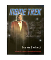 "STAR TREK - ""INSIDE TREK"" BOOK BY SUSAN SACKETT"