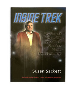"STAR TREK - ""INSIDE TREK"" BOOK BY SUSAN SACKETT"