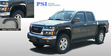 BLACK TEXTURED Pocket Fender Flares 2004-2012 Chevrolet Colorado ; GMC Canyon
