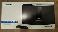 Bose SoundTouch 20 Series III Multiroom Wireless Musik System AUX Ethernet WLAN