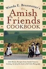 Amish Friends Cookbook, Brunstetter, Wanda E., 1597896446, Book, Good