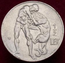 More details for albania half lek 1930 (h2804)