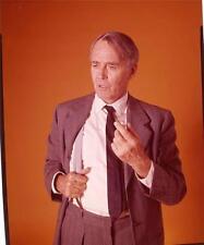 693M HENRY FONDA CLARENCE DARROW 1974 TV  Langdon 4X5 Transparency w/rights