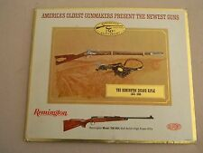 Remington Zouave Rifle Anniversary Store Display Cardboard 1816-1966