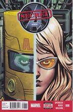 SECRET AVENGERS #8 - Marvel Now! - New Bagged