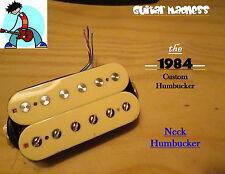 """G.M. """"1984""""Cream Humbucker (50mm) Neck Humbucker for Gibson Epiphone®"""