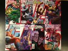 AVENGERS EARTH'S MIGHTIEST HEROES COMIC SET #1-8 JOE CASEY MARVEL COMICS 2005