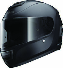 Sena Momentum Dual Bluetooth Helmet Matte Black Medium M MO-STD-MB-M-01