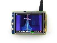 3.2inch RPi LCD 320×240 Resistive Touch Screen TFT Display for All Raspberry Pis