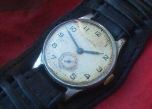 Wristwatch Pobeda 2 MChZ USSR vintage Russian watch