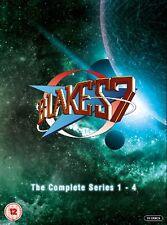 Blake's 7: The Complete Series 1-4 (Box Set) [DVD]