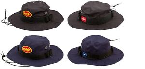 New FMF Air Bucket Hat in Black or Navy Mesh Style 100% Polyester Summer Hat OS