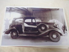 1934 STUDEBAKER DICTATOR AMBULANCE   11 X 17  PHOTO  PICTURE