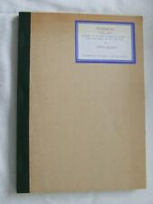 Ten Decades Ago 1840-90, Work Of Rawdon, Wright,Hatch & Edson by Boggs 1949