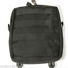Blackhawk Large Pouch  STRIKE/MOLLE  Black w/zipper 38CL60BK