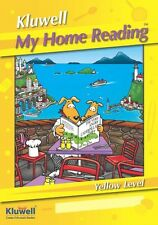 KLUWELL My Home Reading Diary Junior Yellow Level BNew Primary